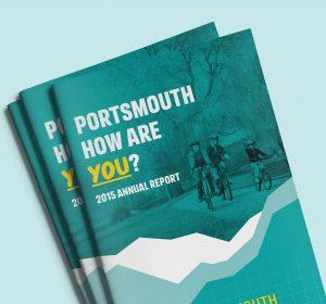 <span>Public Health Annual Report</span><i>→</i>