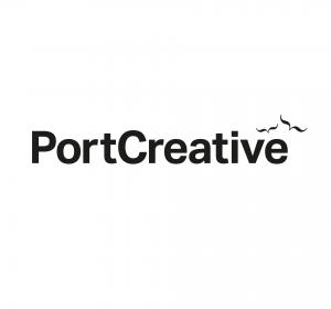 <span>PortCreative Logo</span><i>→</i>